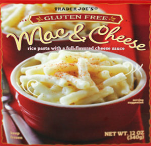 Trader Joe's Gluten-Free Mac and Cheese