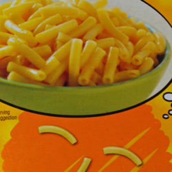 Trader Joe's Gluten-Free Rice, Pasta, & Cheddar