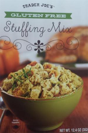 Trader Joe's Gluten-Free Stuffing Mix Reviews