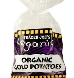 Trader Joe's Organic Gold Potatoes