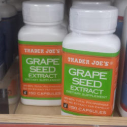 Trader Joe's Grape Seed Extract