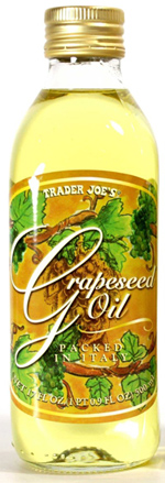 Trader Joe's Grapeseed Oil