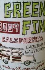 Green Fin California Cabernet Sauvignon