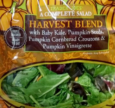 Trader Joe's Harvest Blend Salad Reviews