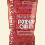 Trader Joe's Hawaiian Style Hickory Barbeque Potato Chips