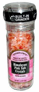 Trader Joe's Himalayan Pink Salt Crystals