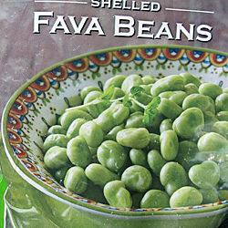 Trader Joe's Italian Shelled Fava Beans
