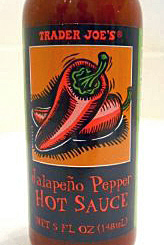 Trader Joe's Jalapeño Pepper Hot Sauce