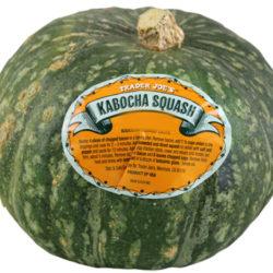 Trader Joe's Kabocha Squash