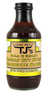 Trader Joe's Kansas City Style Barbecue Sauce
