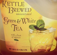 Trader Joe's Kettle Brewed Green & White Tea
