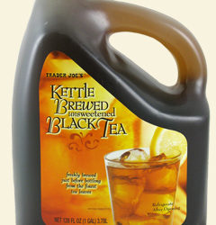 Trader Joe's Kettle-Brewed Unsweetened Black Tea