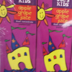Trader Joe's Kids Apple Grape Juice