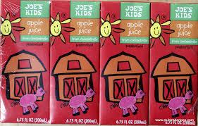 Trader Joe's Kids Apple Juice
