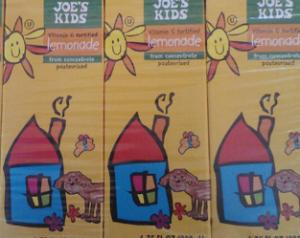 Trader Joe's Kids Lemonade