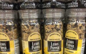 Trader Joe's Lemon Pepper