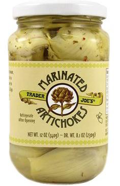 Trader Joe's Marinated Artichokes