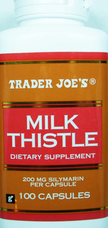 Trader Joe's Milk Thistle