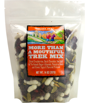 Trader Joe's More Than a Mouthful Trek Mix