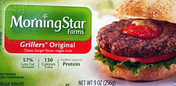 Trader Joe's Morning Star Grillers