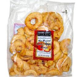 Trader Joe's New Zealand Sweet Apple Rings