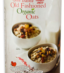 Trader Joe's Old Fashioned Organic Oats