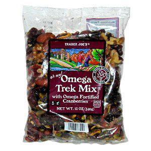 Trader Joe's Omega Trek Mix