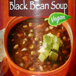 Trader Joe's Organic Black Bean Soup