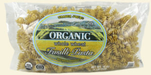 Trader Joe's Organic Fusilli Pasta
