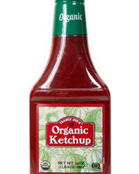 Trader Joe's Organic Ketchup
