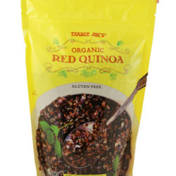 Trader Joe's Organic Red Quinoa