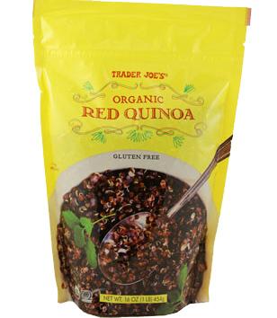 Trader Joe's Organic Red Quinoa