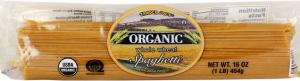 Trader Joe's Organic Whole Wheat Spaghetti