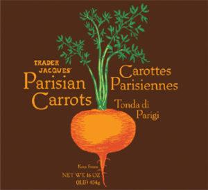Trader Joe's Parisian Carrots