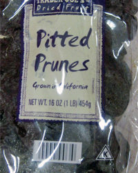 Trader Joe's Pitted Prunes