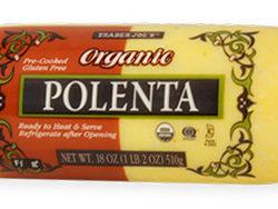 Trader Joe's Organic Polenta