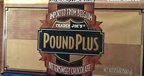 Trader Joe's Pound Plus Bittersweet Chocolate