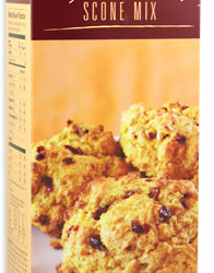 Trader Joe's Pumpkin Cranberry Scone Mix