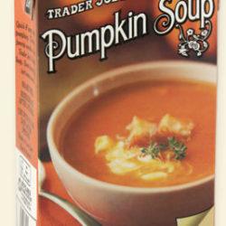 Trader Joe's Pumpkin Soup
