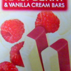 Trader Joe's Raspberry & Vanilla Cream Bars