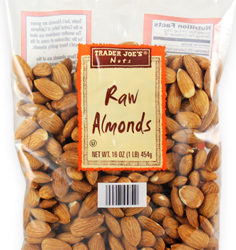 Trader Joe's Raw Almonds