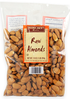 Trader Joe's Raw Almonds
