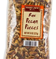 Trader Joe's Raw Pecan Pieces