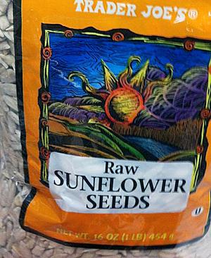 Trader Joe's Raw Sunflower Seeds