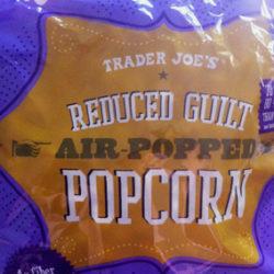 Trader Joe's Reduced Guilt Air-Popped Popcorn