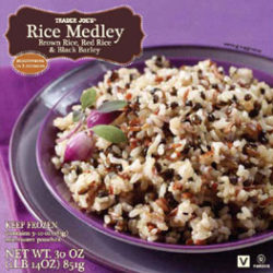 Trader Joe's Rice Medley