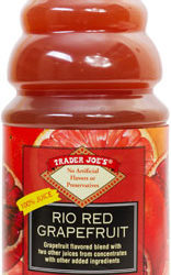Trader Joe's Rio Red Grapefruit Blend