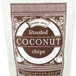 Trader Joe's Roasted Coconut Chips
