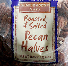 Trader Joe's Roasted & Salted Pecan Halves