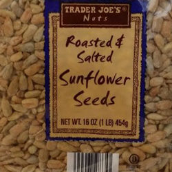 Trader Joe's Roasted & Salted Sunflower Seeds